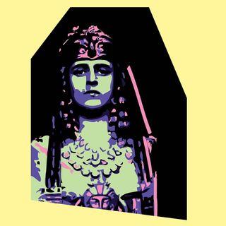 Kleopatra - briljant politiker eller galen diktator?