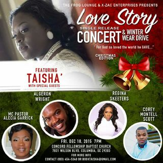 HoH at Love Story Single Release Concert Feat Taisha w/ Special Guest
