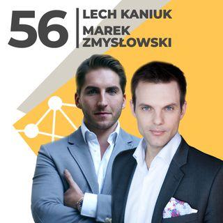 Lech Kaniuk i Marek Zmysłowski-rozmowy przedsiębiorców w czasach zarazy