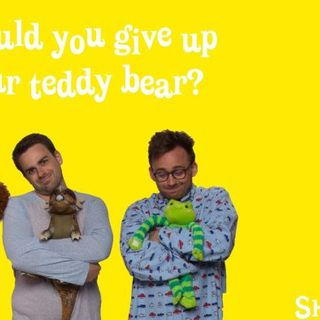 Should you give up your teddy bear?