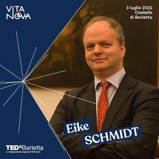 Eike Schmidt - Direttore delle Gallerie degli Uffizi e del Kunsthistorisches Museum di Vienna