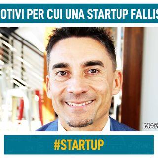 5 motivi per cui una startup fallisce