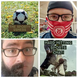 Sporty Ushers Extra Episode 1: Newcastle United with special guest James Maughan