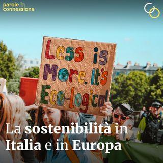 S02E04 - La sostenibilità in Italia e in Europa