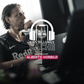 Rene Aufhauser – Alberts Vorbild