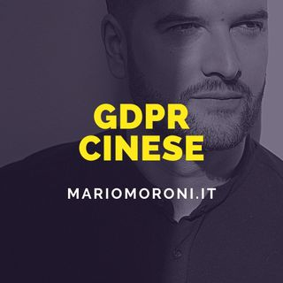 Arriva il GDPR cinese: PIPL è simile alla normativa europea contro i colossi del digitale