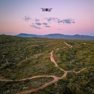 Fear of Flying? Pfft! – Women Drone Photographers