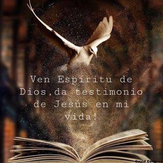 EVANGELIO DE HOY lunes 10 de Mayo 2021 VEN ESPÍRITU SANTO!