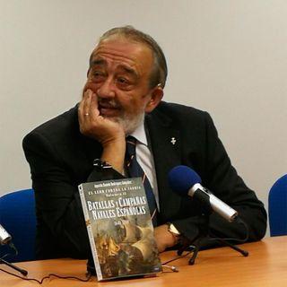 H files 41 - Presentación de 'El león contra la Jauría II' en la Librería Tercios Viejos por Agustín Ramón Rodríguez González
