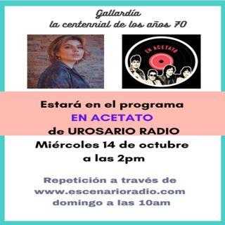 Gallardía, la centennial de los años 70