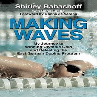 Shirley Babashoff Making Waves