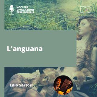 L'anguana raccontata da Enio Satori