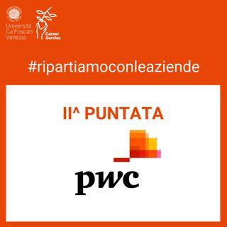 #ripartiamocon: PwC