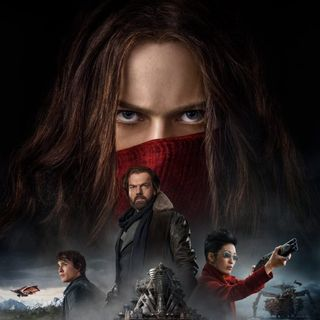 Ep 44: Mortal Engines / Once Upon A Deadpool / Spider-Man Into The Spider-Verse / Anna And The Apocalypse