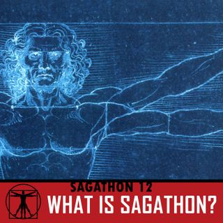 What is Sagathon? (Ep. 12)
