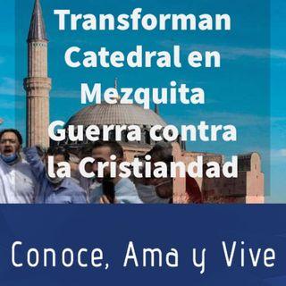 Episodio 306: 😪 Transforman Catedral en Mezquita 😱 Guerra contra la Cristiandad 🤔 San Francisco y el Sultán 👏