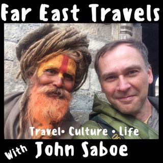 Kyoto, Japan Expert/Kyoto Fun Podcast Host Niall Gibson