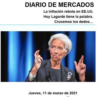 DIARIO DE MERCADOS Jueves 11 Marzo