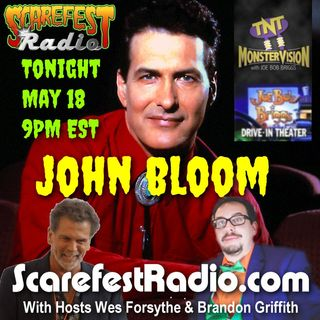 "John ""Joe Bob Briggs"" Bloom SF11 E25"