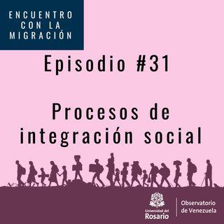 Procesos integración social