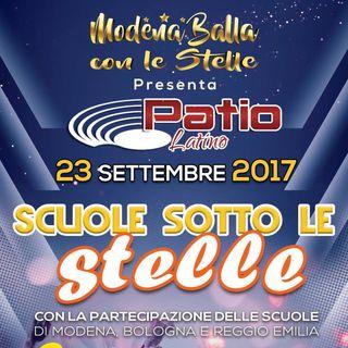 Modena Balla con le Stelle Vi aspetta questa sera al Patio Latino!!!