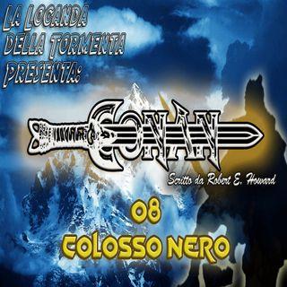 Audiolibro Conan 08- Colosso nero