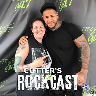 Rockcast Live at Rock USA - Tommy Vext of Bad Wolves