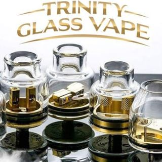 TRINITY GLASS VAPE ¿Ya los conoces?  VAPEO