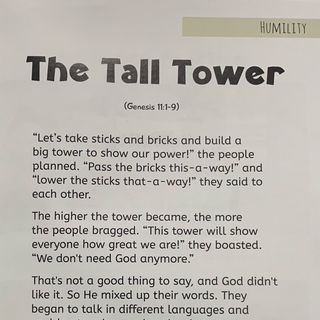 Episode 3~ The Tall Tower