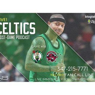 59: Celtics @ Detroit Pistons | 2016-17 NBA Regular Season | CLNS Radio