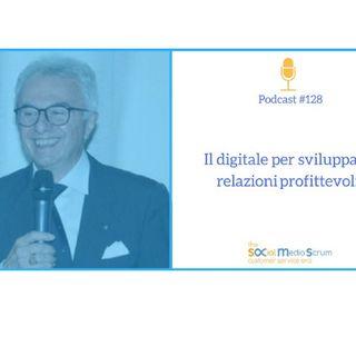 #128 Innova la relazione con il cliente- intervista a Mario Massone