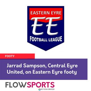 Jarrad Sampson from Central Eyre United previews Eastern Eyre football round 5