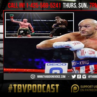 "☎️Wilder vs Fury II Official👑Thurman On Critics🔥Errol ""I Mean, I Dislike Keith""😱"