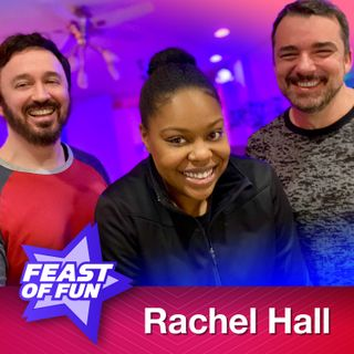 FOF #2835 - Take Rachel Hall's Black History Month Challenge
