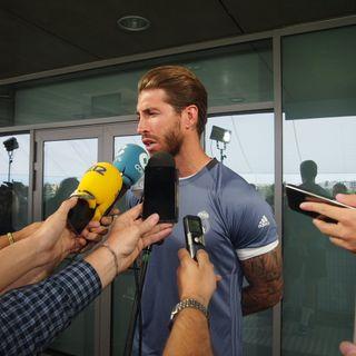 """Sergio Ramos: """"No vivimos del pasado, queremos esta Champions"""""""