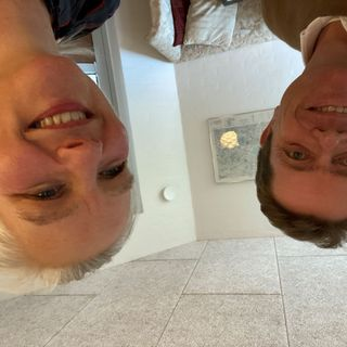 3. søndag i advent. Gitte Elisabeth Hansen i samtale med Morten Thaysen