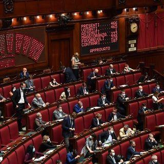 Scostamento di Bilancio, ok dalla Camera: vota sì anche il centrodestra