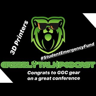 GTP-3D printers,GGC Gear,Student Emergency Fund