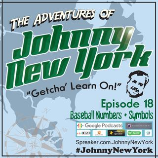 Episode 18- Baseball Numbers & Symbols