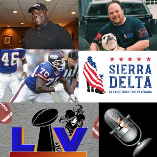 Leonard Marshall and BJ Ganem on SBLV Feb 5 2021
