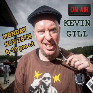 Replicon Radio - 11/28/16: Kevin GIll