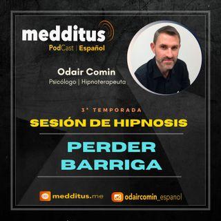 #90 Hipnosis para Perder Barriga | Odair Comin