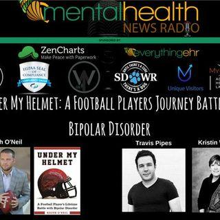 Under My Helmet: Football Player Keith O'Neil On Battling Bipolar Disorder