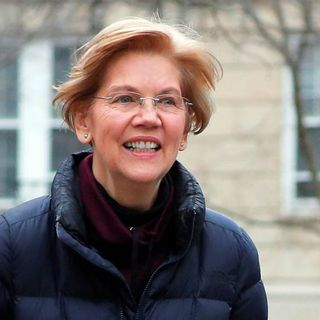 Is Elizabeth Warren the answer for Dems in the fight against Trump in 2020