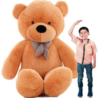 How to Choose Perfect Teddy Size For Your Kids