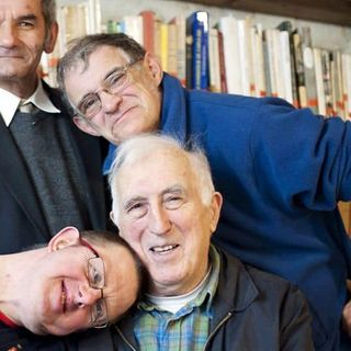 """Misfits of Nature"" Dies at 90:  Dr. Jean Vanier"