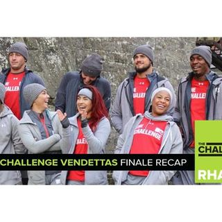 MTV Reality RHAPup | The Challenge Vendettas Finale Recap Podcast