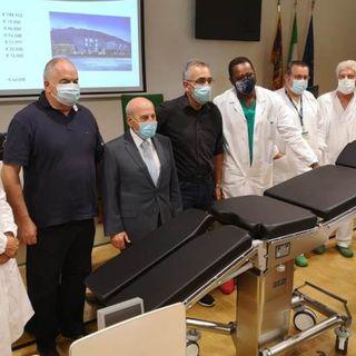 Grazie a QuVi nuova dotazione per le urgenze di ortopedia per l'ospedale di Santorso