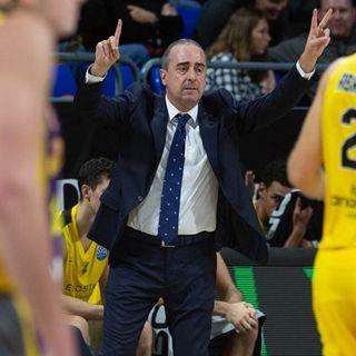 """Txus Vidorreta: """"Hemos jugado con la seriedad que requería el partido"""""""