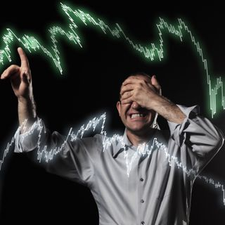 Learn the investing strategy that can save your sanity in scary markets.